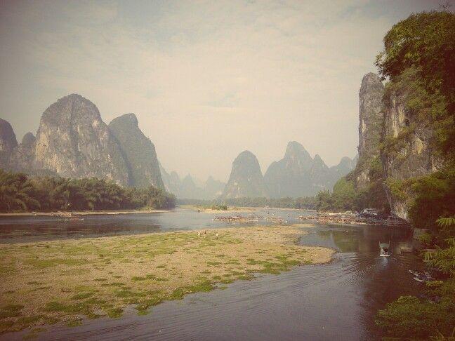 Li River, China.
