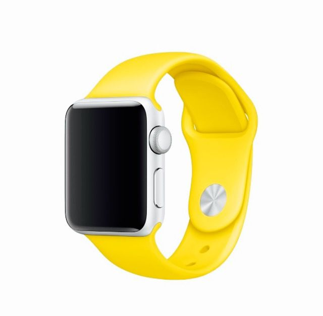 http://www.apple.com/shop/product/MM7X2AM/A/38mm-yellow-sport-band-s-m-m-l