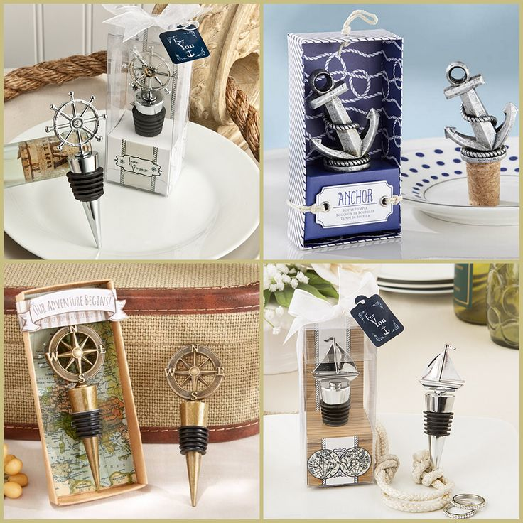 Nautical Bottle Stopper from HotRef.com