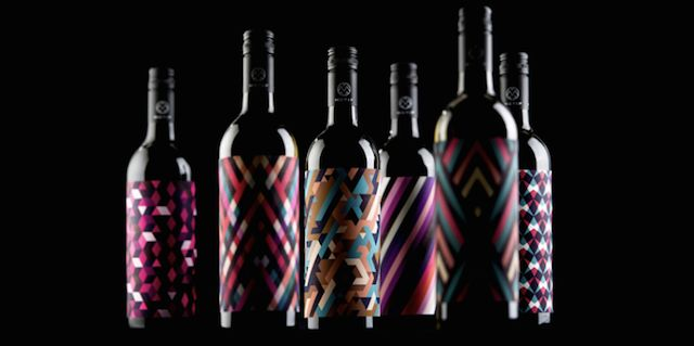 Motif Wine Packaging by En Garde 2