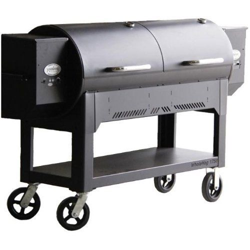 Louisiana grills country smoker whole hog pellet grill on cart by louisiana grills http www - Pellet grills and smokers ...