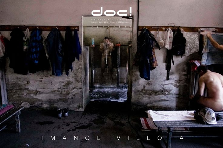 doc! photo magazine presents: Imanol Villota - THE LAST MINERS @ doc! #24 (pp. 57-81)