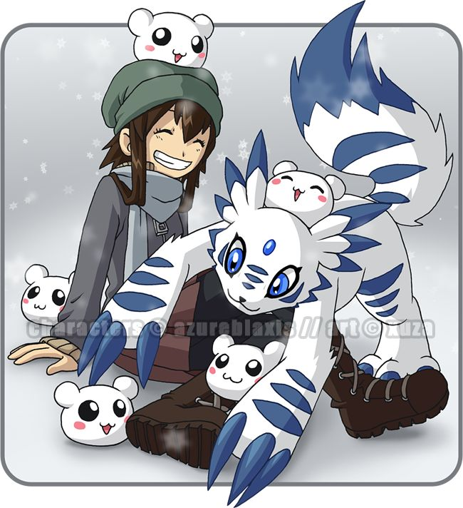 57 Best Original Digimon Images On Pinterest