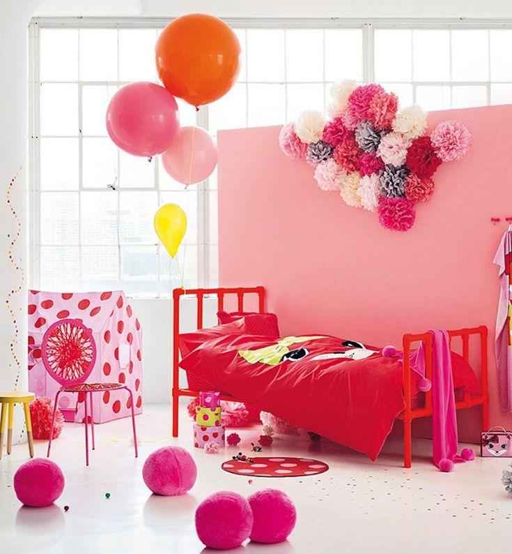 10 leuke kleuren voor op de kinderkamer!