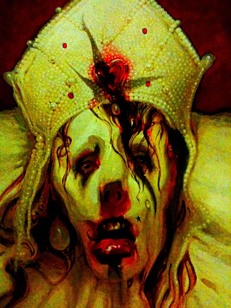 Michael Hussar... creepiest thing ever.