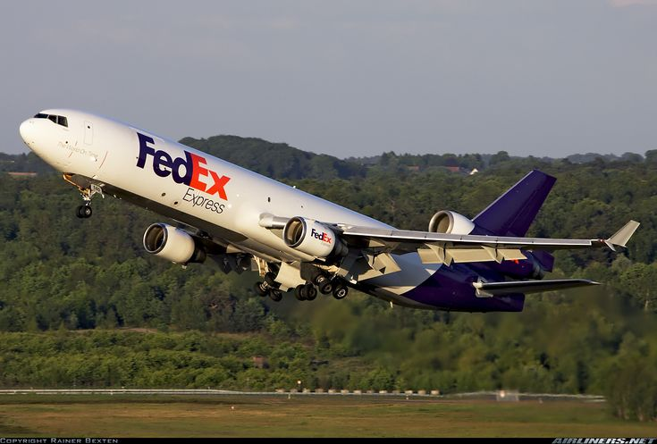 McDonnell Douglas MD-11(F) - FedEx - Federal Express | Aviation Photo #1945465 | Airliners.net