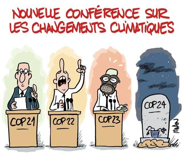 """Résultat de recherche d'images pour """"humour COP24"""""""