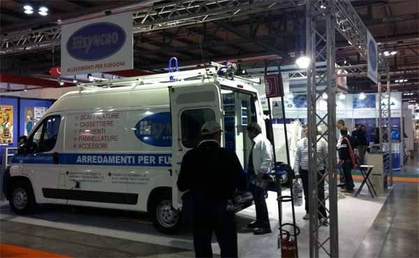 Syncro System parteciperà alla 39esima edizione della biennale internazionale dell'impiantistica civile ed industriale, in programma a Rho- Fiera Milano dal 18 al 21 marzo 2014.