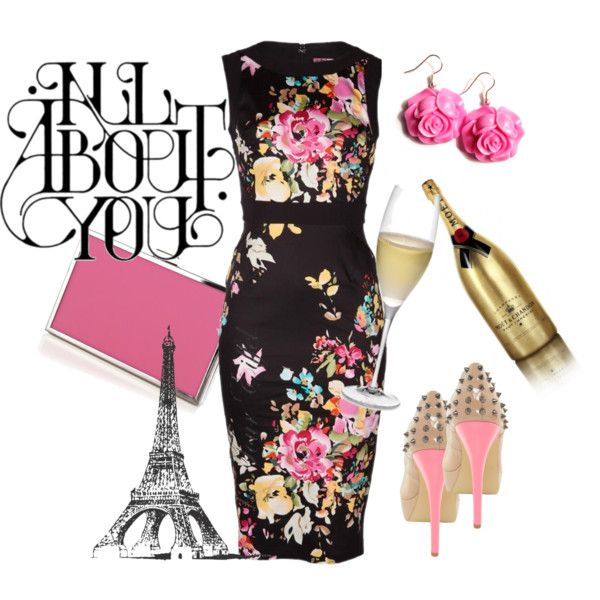 """Parisian Inspiration Race Wear"" by clothes-horse-australia on Polyvore"