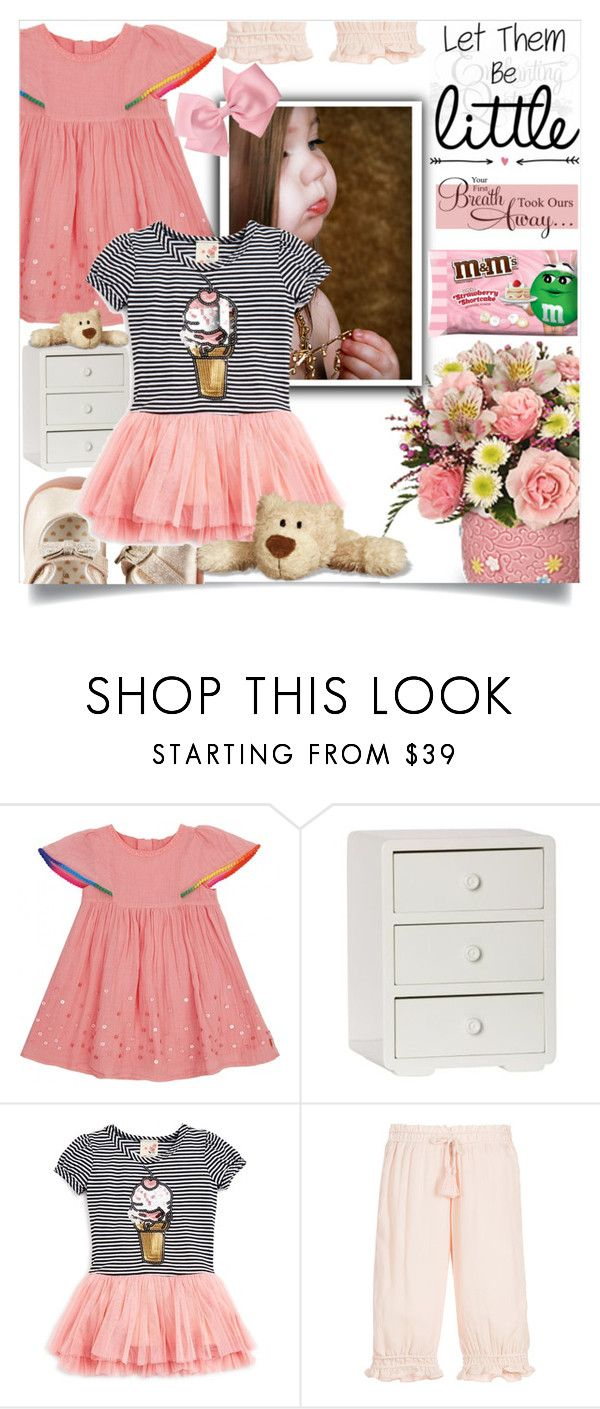 """Baby Girl"" by wuteringheights ❤ liked on Polyvore featuring WALL, Carter's, Maileg and Lily Bleu"