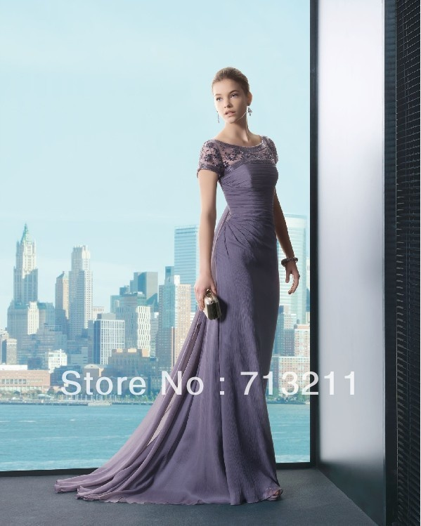 Free Shipping Chiffon Pageant Prom Dress Formal Gown Evening Dress colour custom on AliExpress.com. $140.00