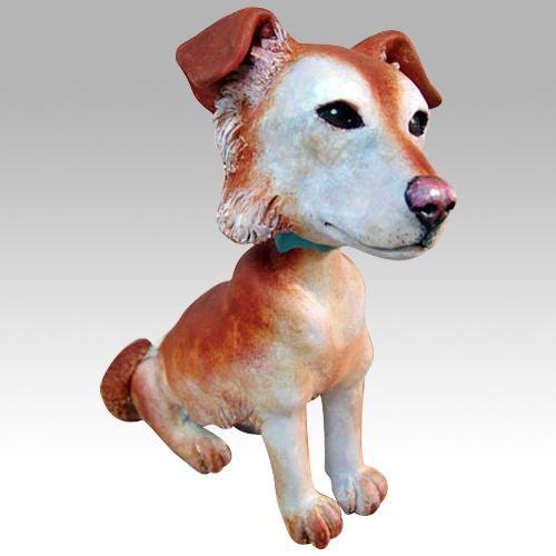 mutt | Custom Pet Bobble Head