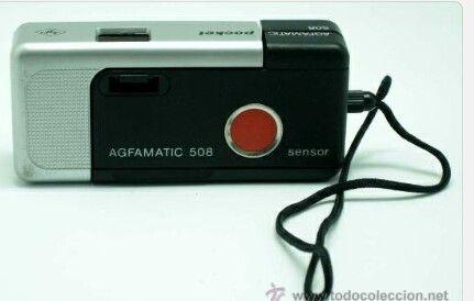 Càmara de fotos Agfa. mi primera cámara de fotos. regalo de quien no quiero acordarme.