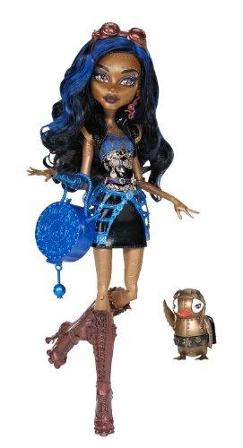 Compre Nuevo: EUR 18,73 (Spain): Juguetes: Monster High - Muñeca Robecca Steam; hija del Doctor Chiflado (Mattel Y6272)