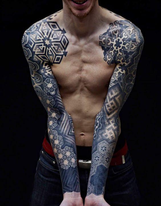 Sleeve Tattoo Men 8