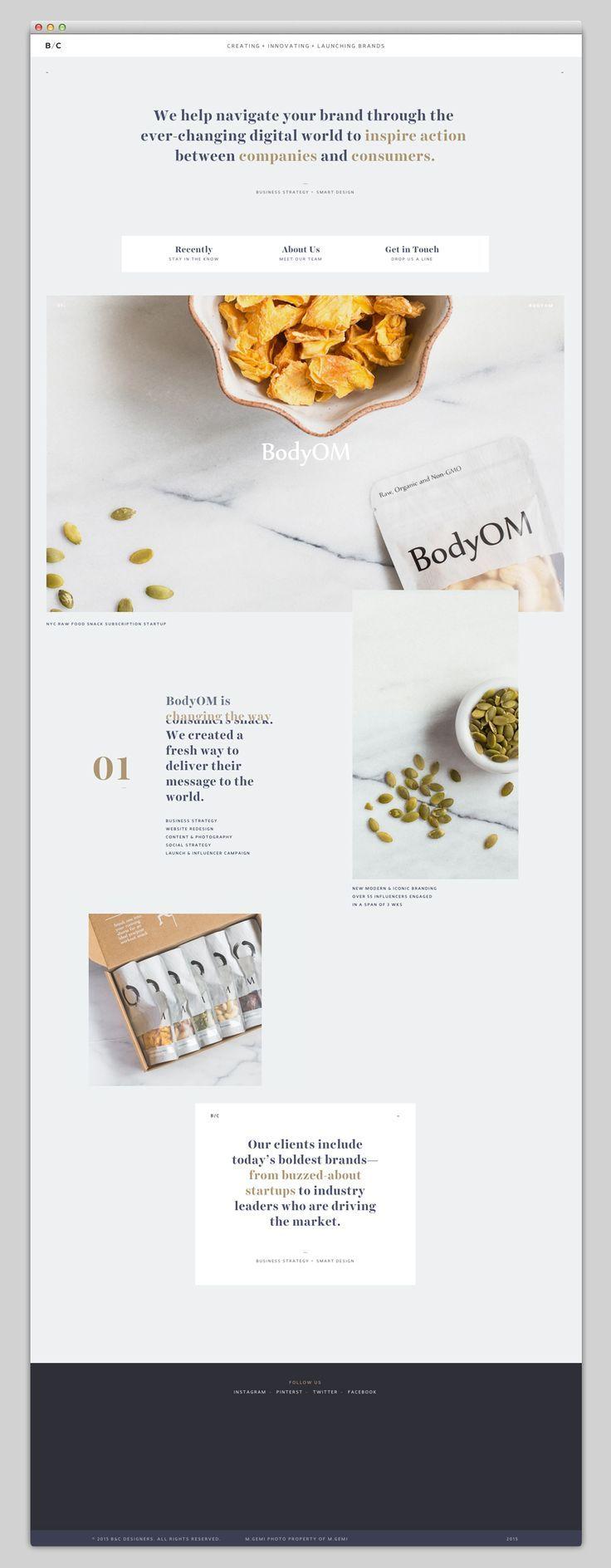 Best 25+ Clean web design ideas on Pinterest   Beautiful web ...