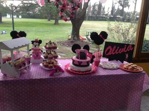 Minnie mesa dulce