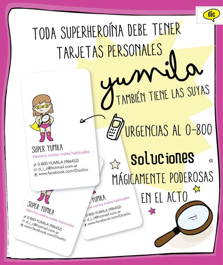 Tarjetas Personales by *SUpEr YuMilA*