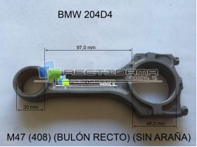 Biela BMW M47-408