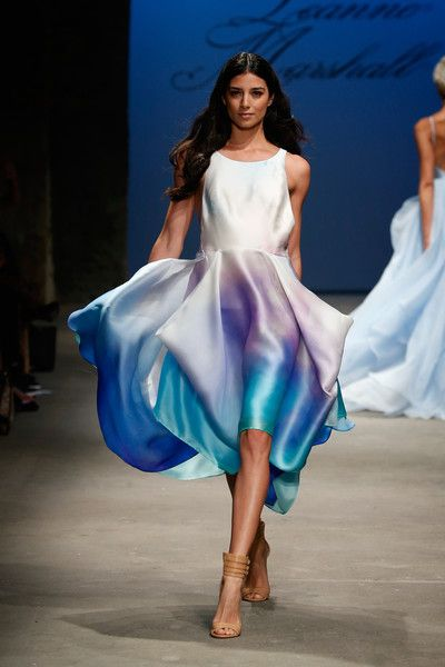 Leanne Marshall Runway Spring 2016 New York Fashion