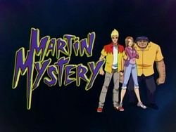 #martinmystery #animation #cartoons #titlecard