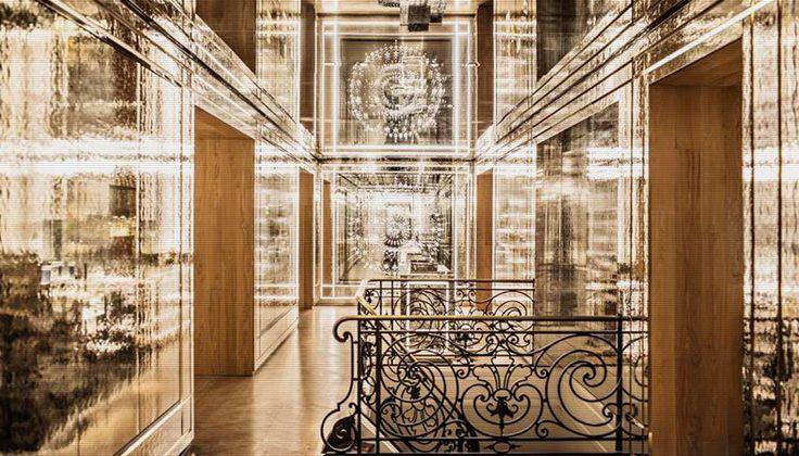 Guerlain en son palais au 68, avenue des Champs-Elysées | The Retail News