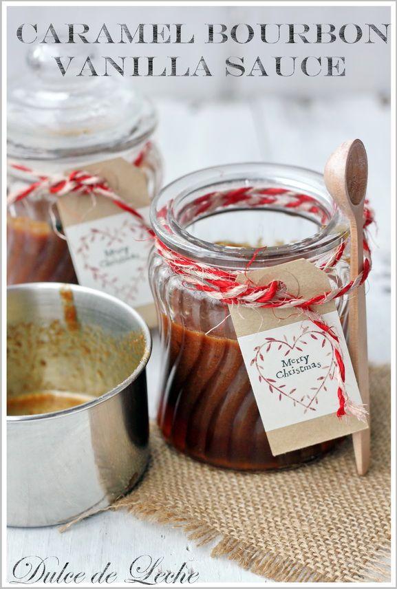 Dulce de Leche: Karamelovo vanilková omáčka s Bourbonom