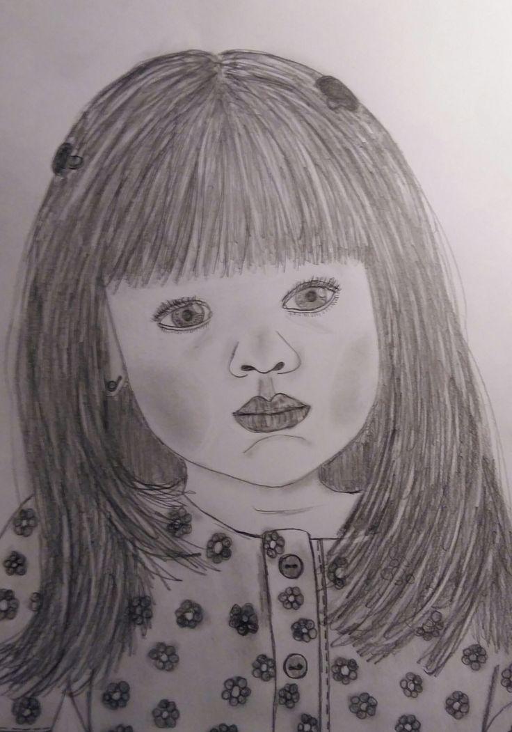hanna  gesichter zeichnen gesicht zeichnen