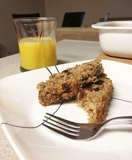 Dear Journey: Quinoa Breakfast Casserole