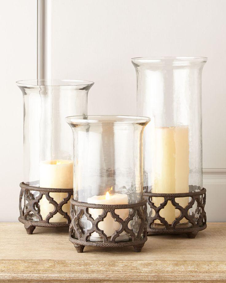 GG Collection Ogee-G Grande Cylinder Candleholder