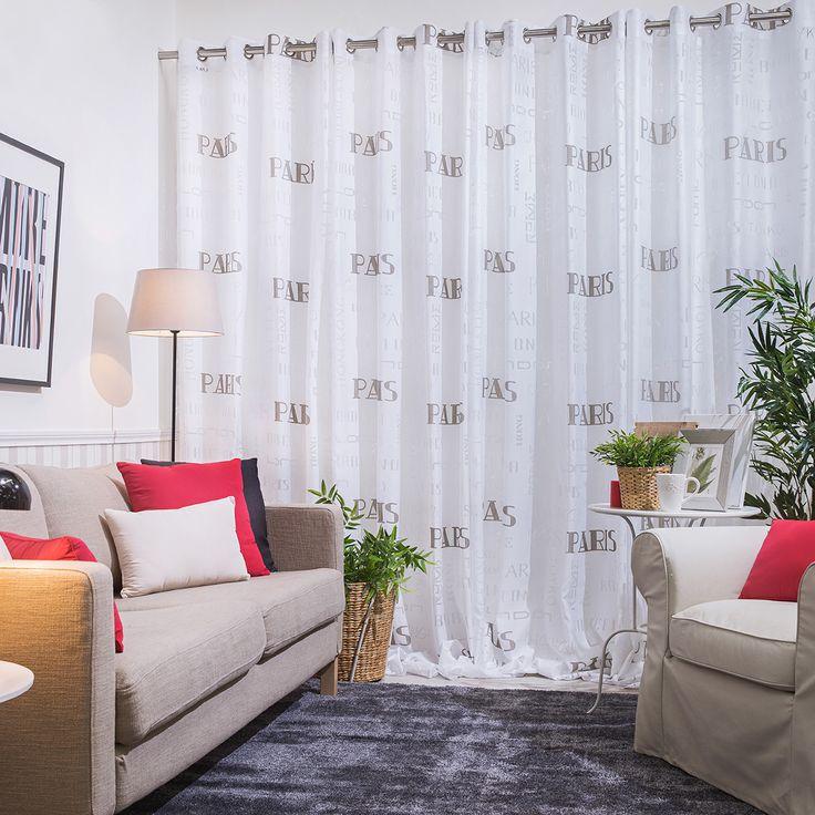 58 best cortinas confeccionadas images on pinterest net - Cortinas baratas confeccionadas ...