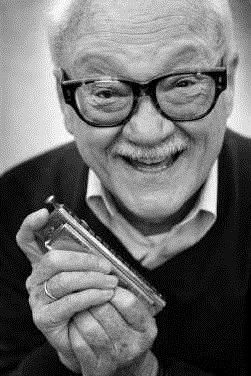 Toots Thielemans, born Jean-Baptiste Frederic Isidor Thielemans (1922) - Belgian jazz musician known for his guitar and harmonica playing as well as his whistling. Thielemans is credited as one of the greatest harmonica players of the 20th century.