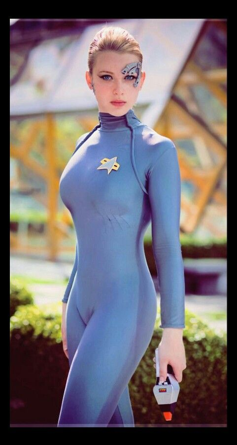 Pin On Star Trek Cosplay