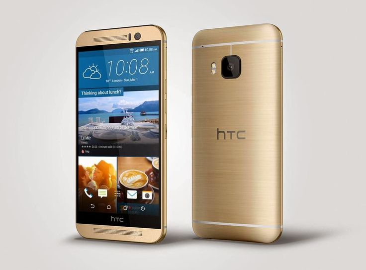HTC One M9 Gets Official
