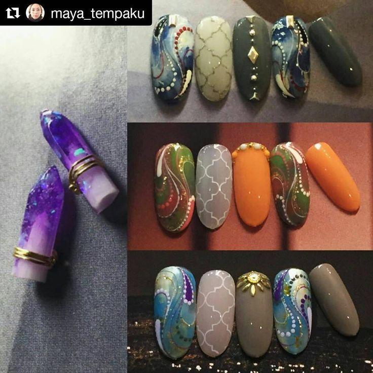 #Repost @maya_tempaku ・・・ セミナーのご案内です(*^_^*) 9/7(水)10:30〜13:30 @ネイルパートナー恵比寿店 秋色ペイズリーや今流行りのモロッコ柄をご紹介致します! 特にモロッコ柄は左右対照の柄をきちんと描けるポイントをレクチャーいたします。 ジェルでクリスタルパーツも作ります♡ ご予約はネイルパートナーオンラインセミナーサイトへ♡ #RAPIGEL #ラピジェル #nailpartner #ネイルパートナー #nail #ネイル #art #ネイルアート #ラピ #RAPI #gelnail #gelart #ジェルアート#爪甲 #美甲 #ペイズリー #ペイズリー柄 #モロッカン #モロッコネイル #autumn