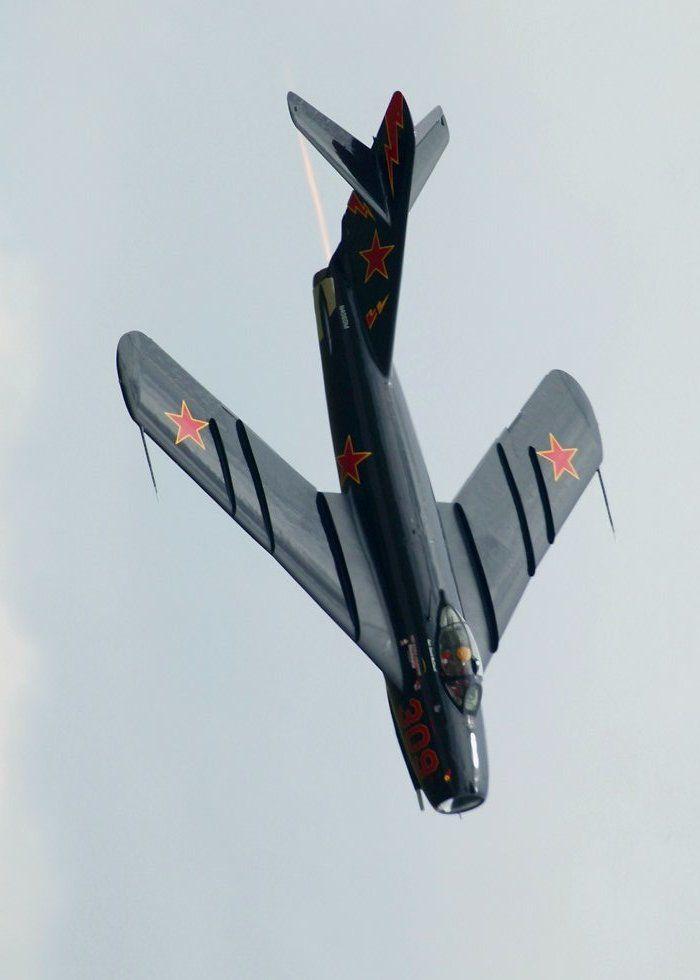 Mikoyan-Gurevich Mig 15 (NATO reporting name: Fagot)