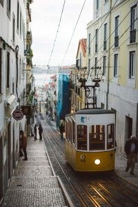 Why Lisbon? & Three perfect days | Via EncompassMag In terms of cultural value, I found Lisbon to be loaded with everything tourists go nuts for in other European countries, including traditional food and drink, old-world architecture, and a local population that speaks near-perfect English. But what sets Lisbon apart from every other European destination is precisely what I believe will make Americans feel so much at home. It looks just like San Francisco. #Portugal