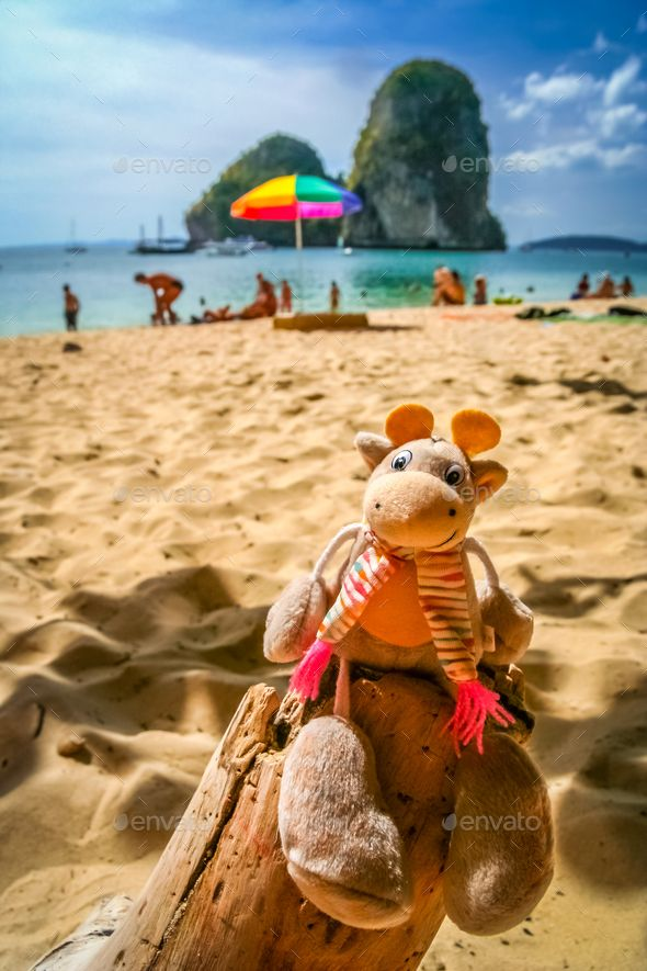 Small mascot resting on the beach - Stock Photo - Images Download here : https://photodune.net/item/small-mascot-resting-on-the-beach/20094439?s_rank=211&ref=Al-fatih