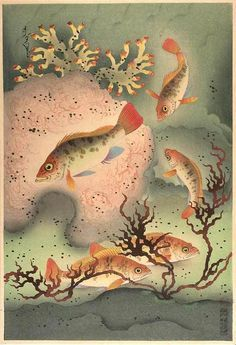 БАКУФУ ОНО (BAKUFU OHNO, 1888 - 1976). ЧАСТЬ 1.