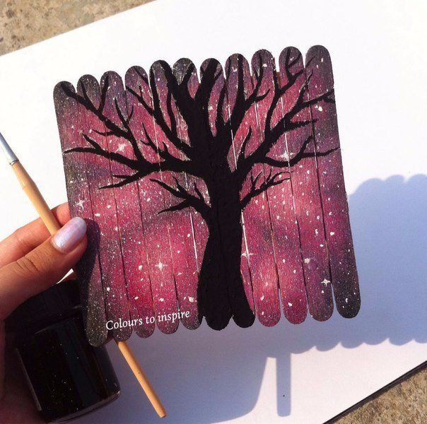Best 25+ Popsicle stick art ideas on Pinterest | Popsicle ...