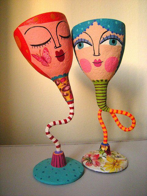Tina e Selma by .Carol W.