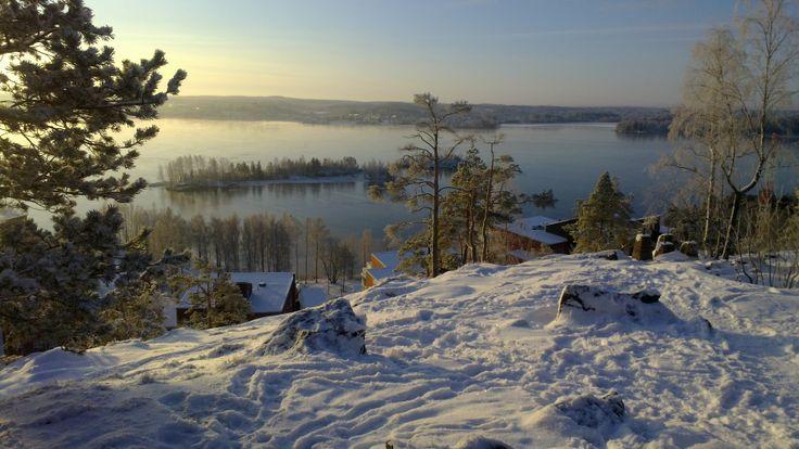 Winter Feelings in #Tampere