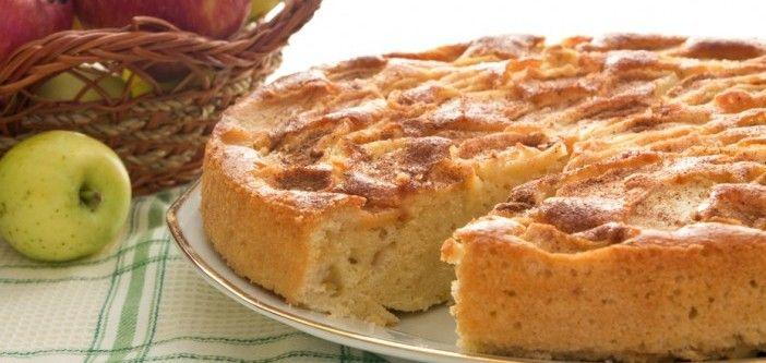 rustieke appelcake