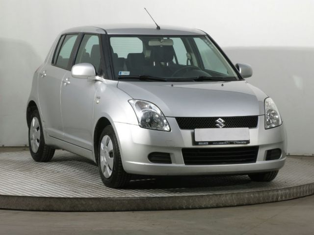 Suzuki Swift  (2006, 1.3 DDiS)