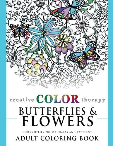 adult coloring book stress relieving designs animals mandalas flowers paisley patterns volume 2
