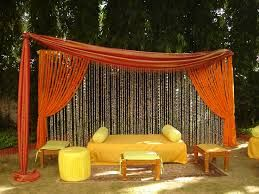 Image result for decoration for wedding marriage in India lights magenta gold fairy lights mehndi