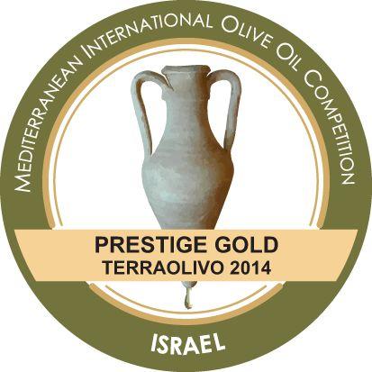 Prestige Gold award for #OleaJuice Black with cool center @ Terra Olivo Mediterranean International #OliveOil Competition 2014 #OleaJuiceEVOO