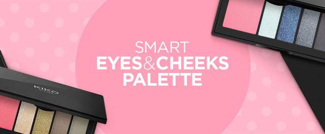 Smart Eyes & Cheeks Paletten - Kiko Milano