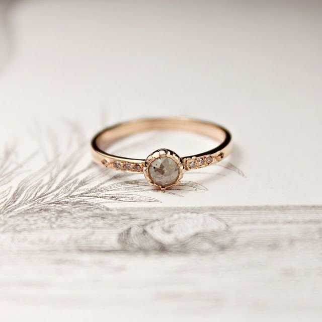j u n k a h o l i q u e: New Opaque Diamond rings (the setting)