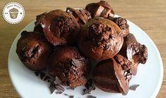 Schoko Muffins Low carb